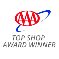 AAA Top Shop Award Winner